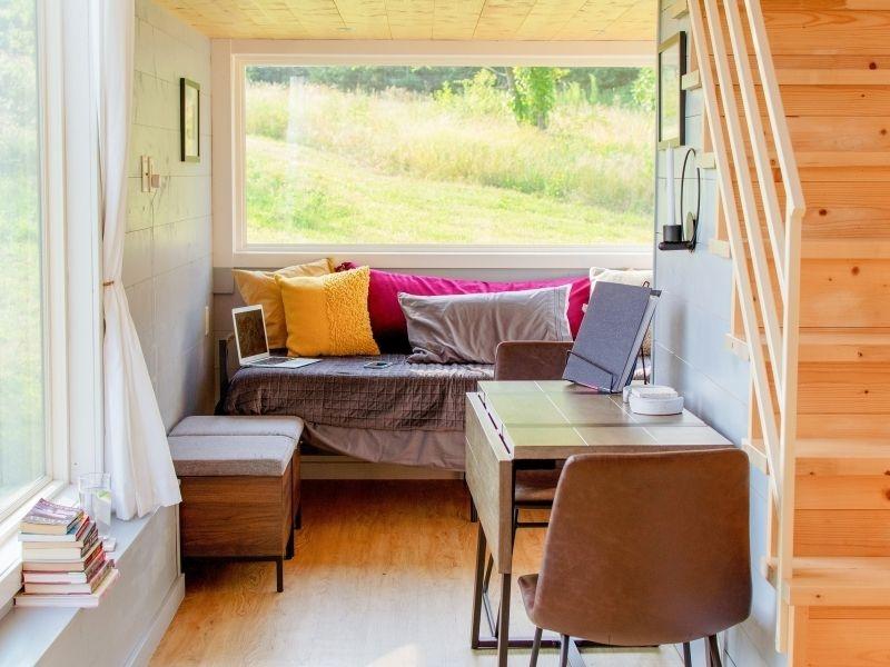 Optez pour des meubles rétractables pour vos petits espaces