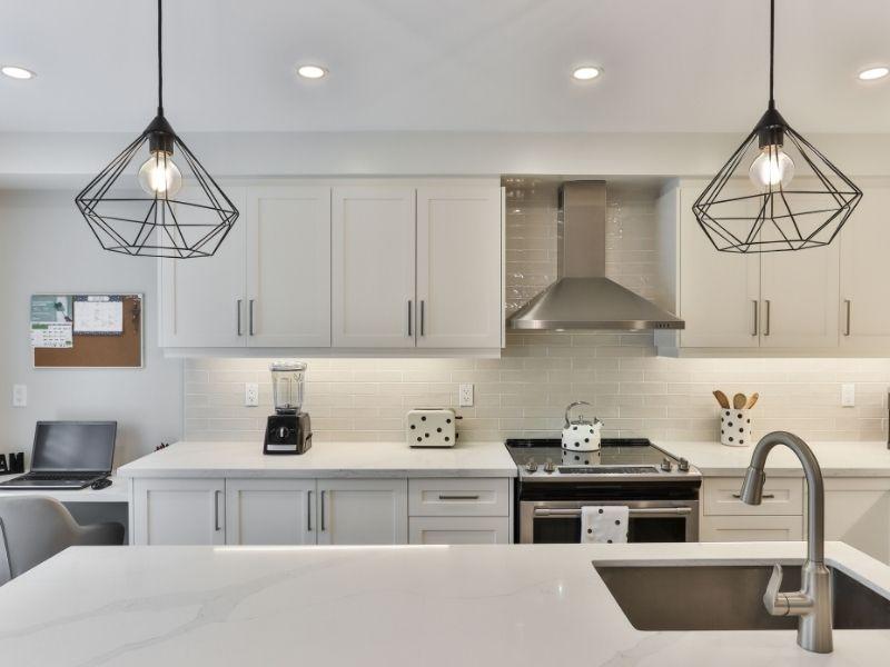 Miser sur l'éclairage pour la modernisation de sa cuisine