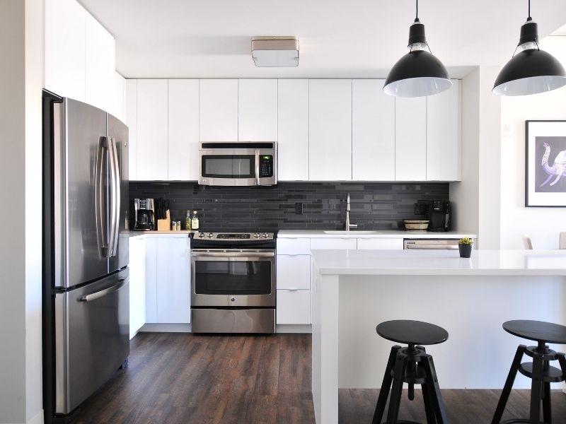 Moderniser sa cuisine avec un nouveau dosseret
