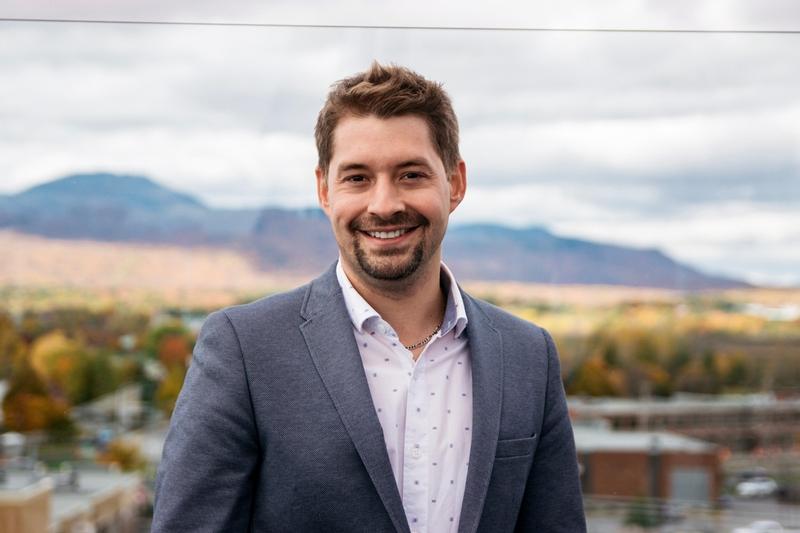 Jeremy Lacroix courtier immobilier chez Sutton Québec