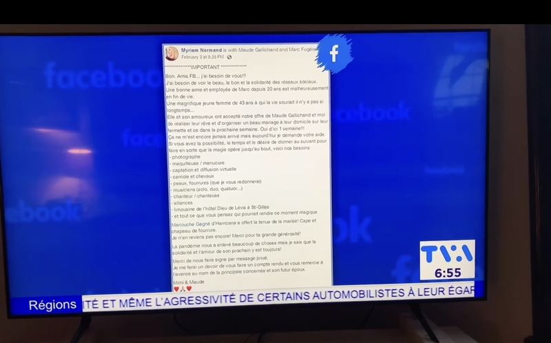message facebook générosité