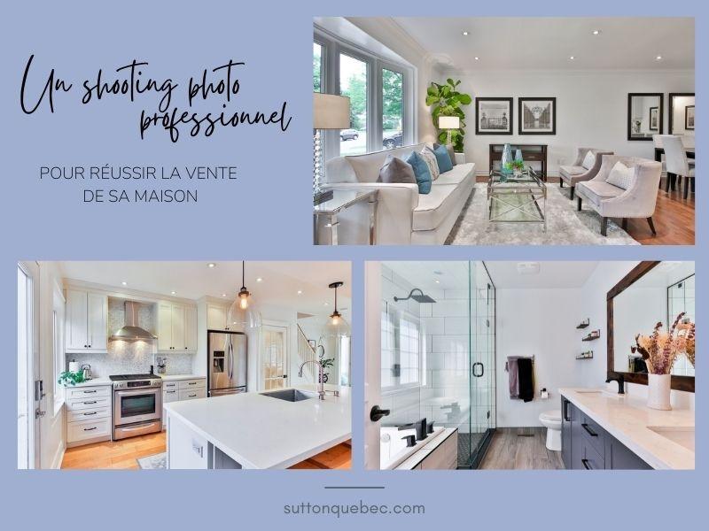 Prendre des photos professionnelles pour réussir la vente de sa maison