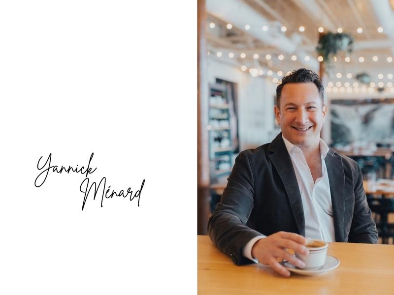Yannick Ménard real estate broker Sutton Quebec